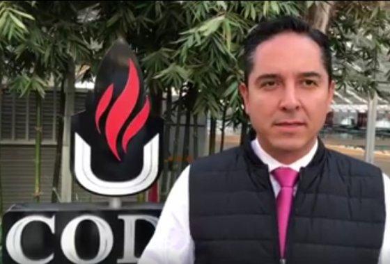 Medidas por parte de CODE Jalisco [André Marx, Director General].