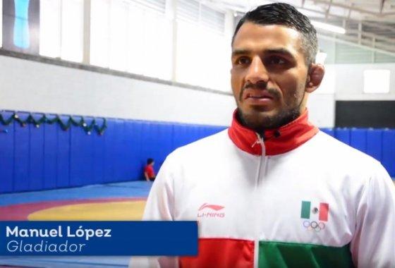 Conoce a Manuel López.