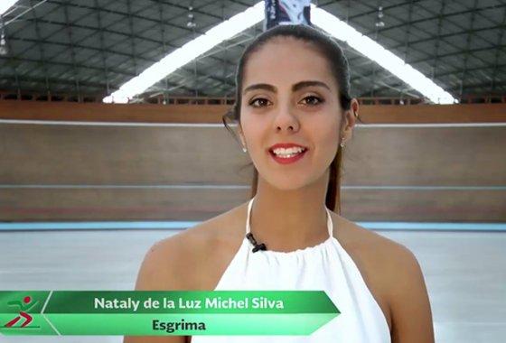 Nataly Michel Más Allá Del Deporte.