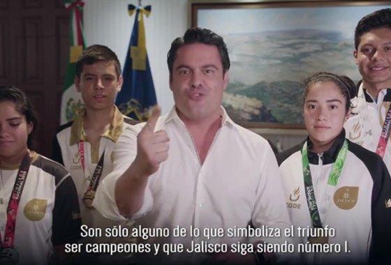 Jalisco Campeón de la Olimpiada Nacional 2018, sigue siendo el número 1.