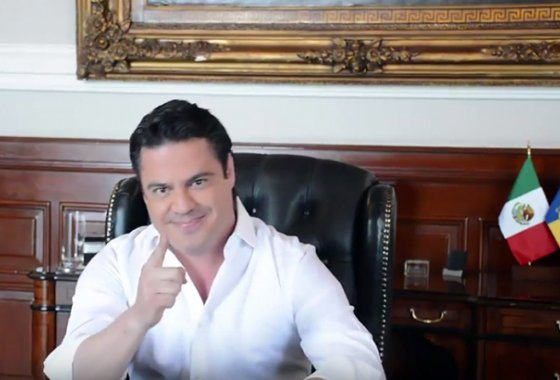 El Gobernador del Estado, Aristóteles Sandoval, da a conocer que Jalisco puede ser declarado campeón virtual de Olimpiada Nacional; ¡18 veces campeones! #JaliscoEsDeOro.