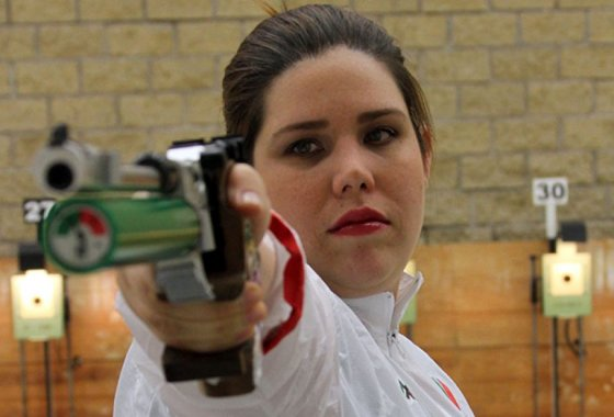 Alejandra Zavala experiencia, en los Juegos Olímpicos Río 2016.